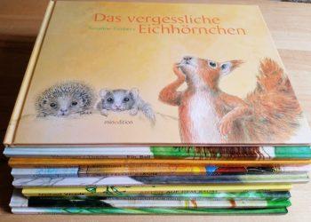 Post von Minedition – Diese Kinderbücher wandern in den Bücherrucksack