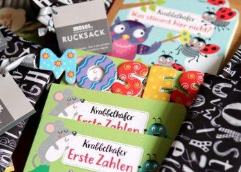 Post vom Moses. Verlag – Kinderbücher und Rucksäcke für die Leseförderung