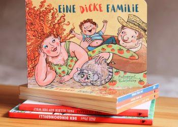 Dicke Bücherliebe aus dem Eulenspiegel Kinderbuchverlag – Post für den Bücherrucksack