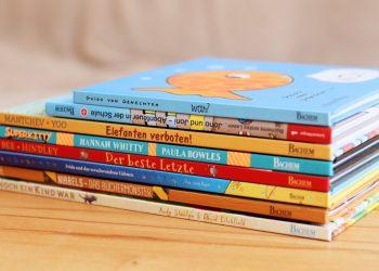 Post vom J.P. Bachem Verlag – Diese Kinderbücher wandern in den Bücherrucksack