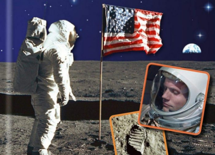 Neil Armstrong – Der erste Mensch auf dem Mond