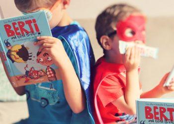 Berti und seine Brüder – Die Schokoladenkugel des Bösen (Blogparade)