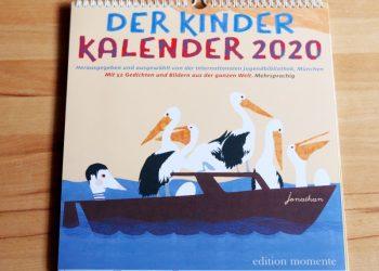 DER Kinder Kalender 2020