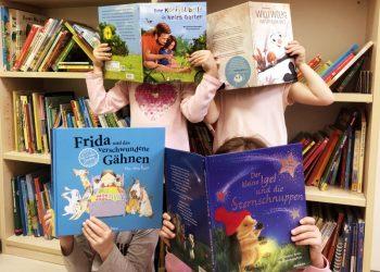Leseherbst im Kindergarten