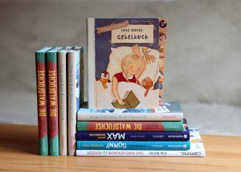 Post für den Bücherrucksack – Wunderbare Titel aus dem Katholischen Bibelwerk