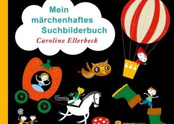 Mein märchenhaftes Suchbilderbuch