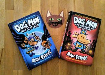 Dog Man – Eine Geschichte von zwei Kätzchen & Cat Kid