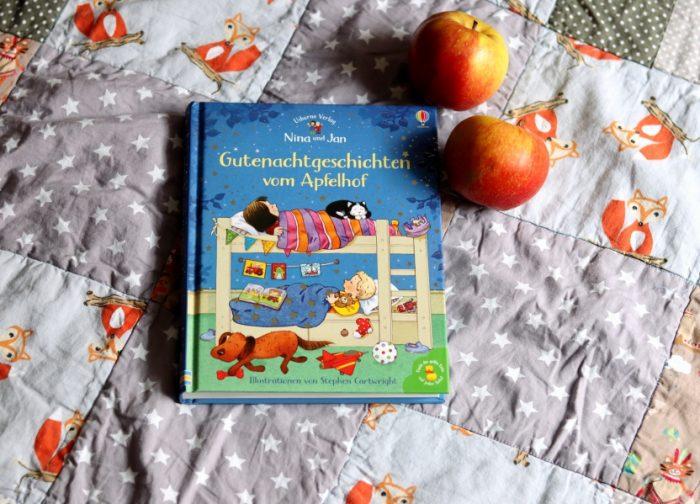 Nina und Jan – Gutenachtgeschichten vom Apfelhof